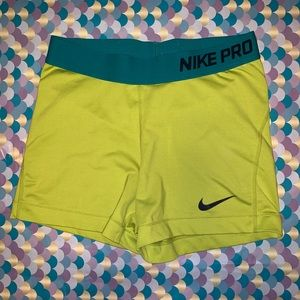 Nike Pro Dri-Fit Spandex Compression Shorts
